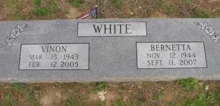 WHITE, BERNETTA - St. Francis County, Arkansas | BERNETTA WHITE - Arkansas Gravestone Photos