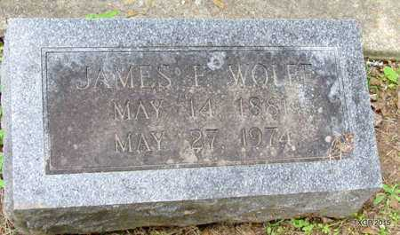 WOLFE, JAMES F - St. Francis County, Arkansas | JAMES F WOLFE - Arkansas Gravestone Photos