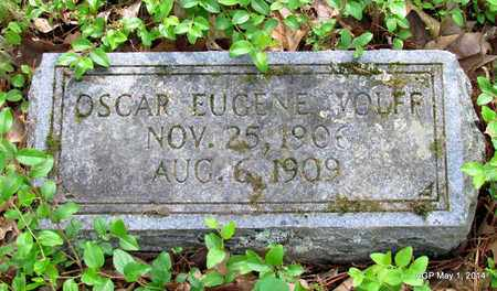 WOLFE, OSCAR EUGENE - St. Francis County, Arkansas   OSCAR EUGENE WOLFE - Arkansas Gravestone Photos