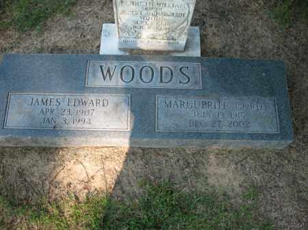 WOODS, MARGUERITE - St. Francis County, Arkansas | MARGUERITE WOODS - Arkansas Gravestone Photos