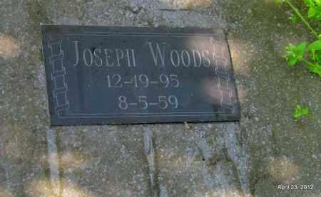 WOODS, JOSEPH - St. Francis County, Arkansas | JOSEPH WOODS - Arkansas Gravestone Photos