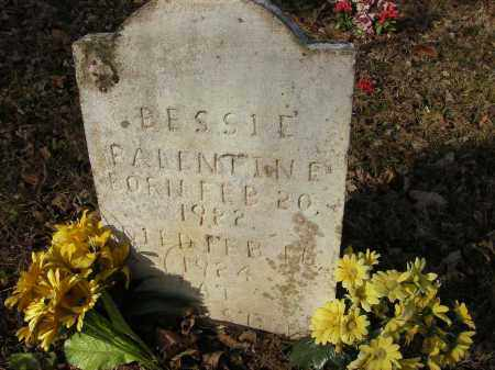 BALENTINE, BESSIE - Stone County, Arkansas | BESSIE BALENTINE - Arkansas Gravestone Photos