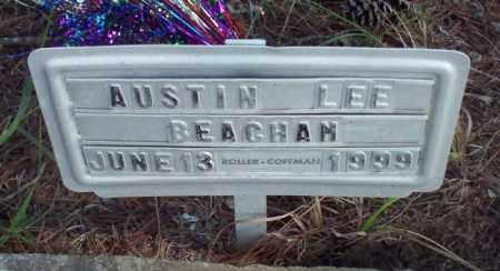 BEACHAM, AUSTIN - Stone County, Arkansas   AUSTIN BEACHAM - Arkansas Gravestone Photos