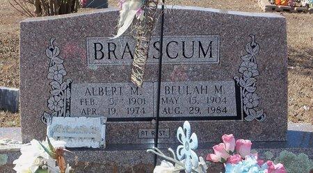 BRANSCUM, BEULAH MAY - Stone County, Arkansas | BEULAH MAY BRANSCUM - Arkansas Gravestone Photos