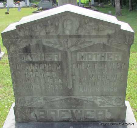 BREWER, DORA - Stone County, Arkansas   DORA BREWER - Arkansas Gravestone Photos