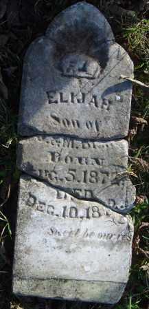 BREWER, ELIJAH - Stone County, Arkansas   ELIJAH BREWER - Arkansas Gravestone Photos