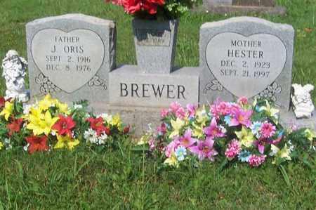 BREWER, JAMES ORIS - Stone County, Arkansas   JAMES ORIS BREWER - Arkansas Gravestone Photos