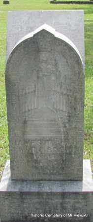 BREWER, JAMES T - Stone County, Arkansas   JAMES T BREWER - Arkansas Gravestone Photos