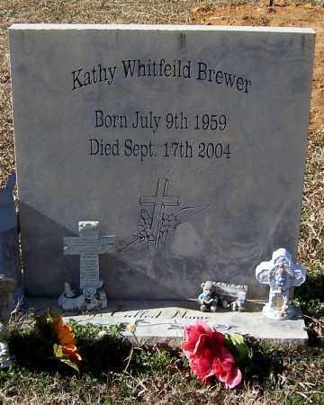 BREWER, KATHY - Stone County, Arkansas | KATHY BREWER - Arkansas Gravestone Photos