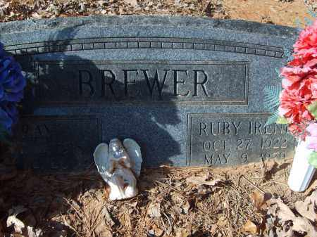 BREWER, RAY - Stone County, Arkansas | RAY BREWER - Arkansas Gravestone Photos