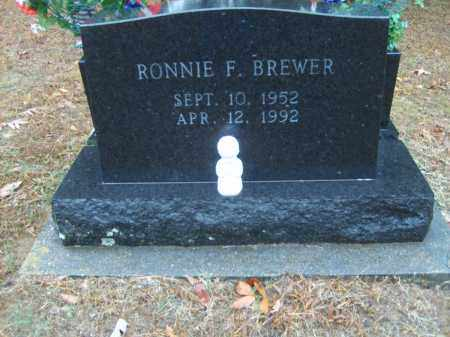 BREWER, RONNIE - Stone County, Arkansas | RONNIE BREWER - Arkansas Gravestone Photos