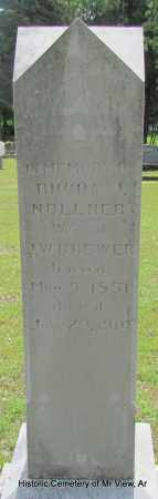BREWER, RHODA J - Stone County, Arkansas   RHODA J BREWER - Arkansas Gravestone Photos