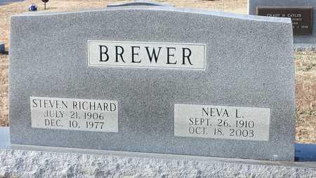 BREWER, STEVEN RICHARD - Stone County, Arkansas | STEVEN RICHARD BREWER - Arkansas Gravestone Photos