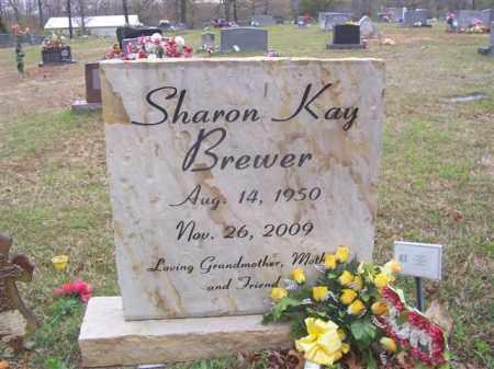BREWER, SHARON KAY - Stone County, Arkansas | SHARON KAY BREWER - Arkansas Gravestone Photos