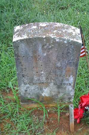 GOWER  (VETERAN), LLOYD - Stone County, Arkansas   LLOYD GOWER  (VETERAN) - Arkansas Gravestone Photos