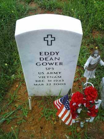 GOWER  (VETERAN VIET), EDDY DEAN - Stone County, Arkansas   EDDY DEAN GOWER  (VETERAN VIET) - Arkansas Gravestone Photos