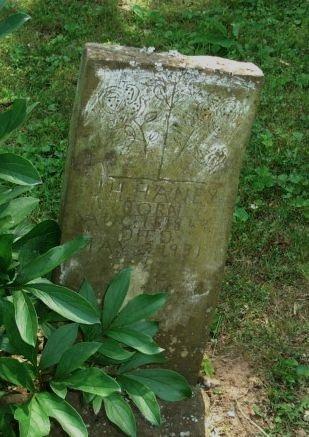 HANEY, JAMES HARVEY - Stone County, Arkansas   JAMES HARVEY HANEY - Arkansas Gravestone Photos