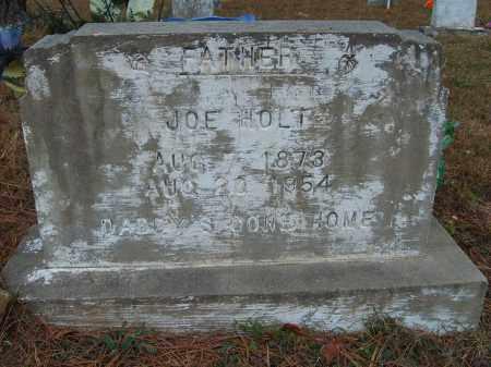 HOLT, JOE - Stone County, Arkansas | JOE HOLT - Arkansas Gravestone Photos