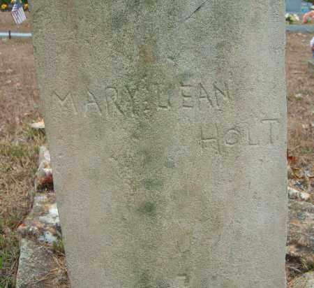 HOLT, MARY JEAN - Stone County, Arkansas   MARY JEAN HOLT - Arkansas Gravestone Photos