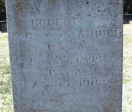 HOLT, ROBERT - Stone County, Arkansas   ROBERT HOLT - Arkansas Gravestone Photos