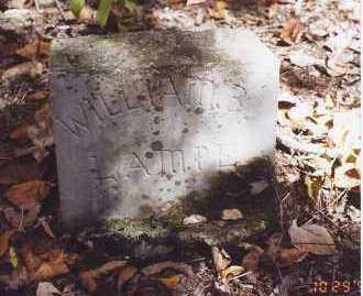 LAMPE, WILLIAM - Stone County, Arkansas | WILLIAM LAMPE - Arkansas Gravestone Photos