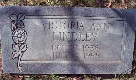 LINDLEY, VICTORIA ANN - Stone County, Arkansas | VICTORIA ANN LINDLEY - Arkansas Gravestone Photos