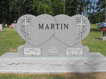 TILLEY MARTIN, CANDY LEA ANN - Stone County, Arkansas | CANDY LEA ANN TILLEY MARTIN - Arkansas Gravestone Photos