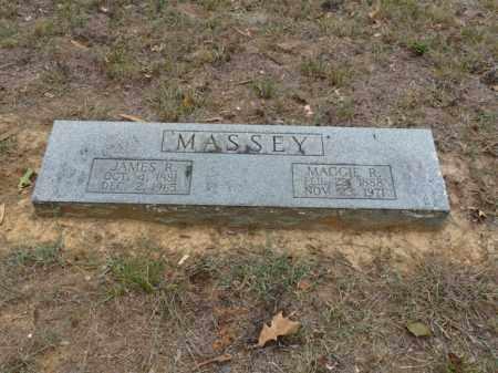 MASSEY, MAGGIE R. - Stone County, Arkansas | MAGGIE R. MASSEY - Arkansas Gravestone Photos
