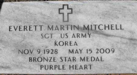 MITCHELL   (KOREA), EVERETT MARTIN - Stone County, Arkansas | EVERETT MARTIN MITCHELL   (KOREA) - Arkansas Gravestone Photos