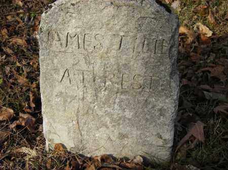 TILLEY, JAMES - Stone County, Arkansas | JAMES TILLEY - Arkansas Gravestone Photos
