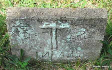 UNKNOWN, INFANT - Stone County, Arkansas   INFANT UNKNOWN - Arkansas Gravestone Photos