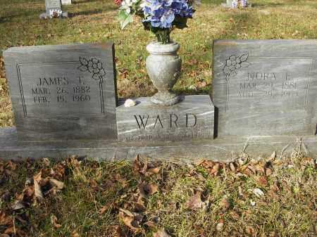 WARD, JAMES T - Stone County, Arkansas | JAMES T WARD - Arkansas Gravestone Photos