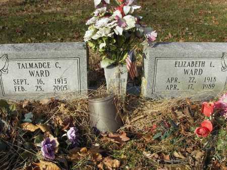 WARD, TALMADGE C - Stone County, Arkansas | TALMADGE C WARD - Arkansas Gravestone Photos