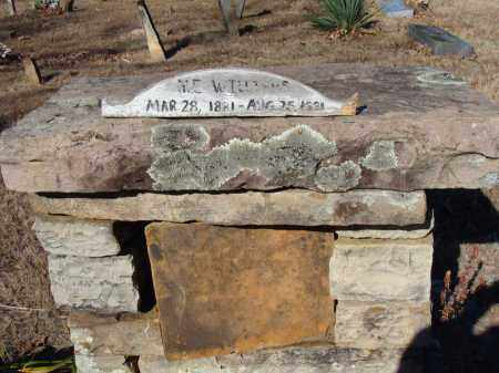 WILLIAMS, MARGARET - Stone County, Arkansas | MARGARET WILLIAMS - Arkansas Gravestone Photos