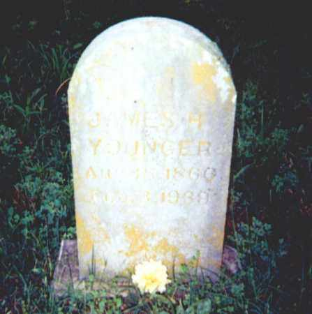 YOUNGER, JAMES H. - Stone County, Arkansas | JAMES H. YOUNGER - Arkansas Gravestone Photos