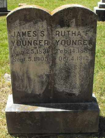 YOUNGER, JAMES SAMUEL - Stone County, Arkansas | JAMES SAMUEL YOUNGER - Arkansas Gravestone Photos