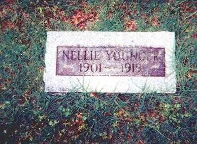 YOUNGER, NELLIE - Stone County, Arkansas | NELLIE YOUNGER - Arkansas Gravestone Photos
