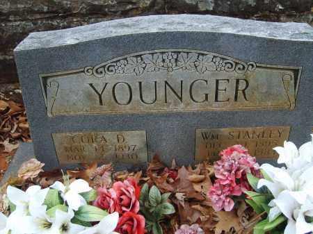 YOUNGER, CORA - Stone County, Arkansas | CORA YOUNGER - Arkansas Gravestone Photos