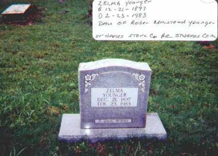 YOUNGER, ZELMA - Stone County, Arkansas | ZELMA YOUNGER - Arkansas Gravestone Photos