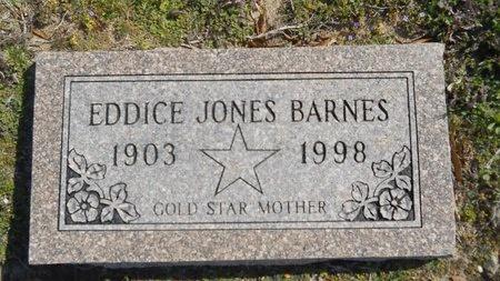 BARNES, EDDICE - Union County, Arkansas | EDDICE BARNES - Arkansas Gravestone Photos