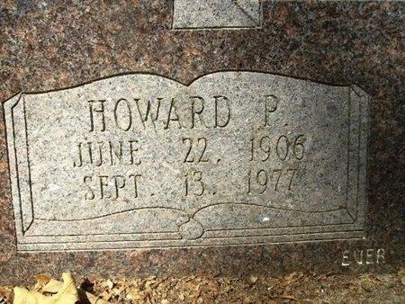 BARNES, HOWARD P - Union County, Arkansas | HOWARD P BARNES - Arkansas Gravestone Photos