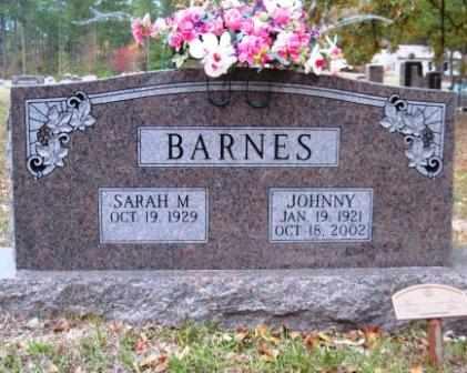 BARNES, JOHNNY - Union County, Arkansas | JOHNNY BARNES - Arkansas Gravestone Photos