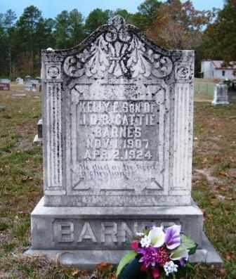 BARNES, KELLY E - Union County, Arkansas   KELLY E BARNES - Arkansas Gravestone Photos