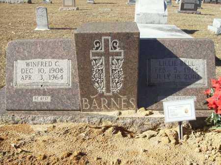 BARNES, LILLIE BELL - Union County, Arkansas | LILLIE BELL BARNES - Arkansas Gravestone Photos
