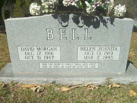 BELL, HELEN JUANITA - Union County, Arkansas | HELEN JUANITA BELL - Arkansas Gravestone Photos