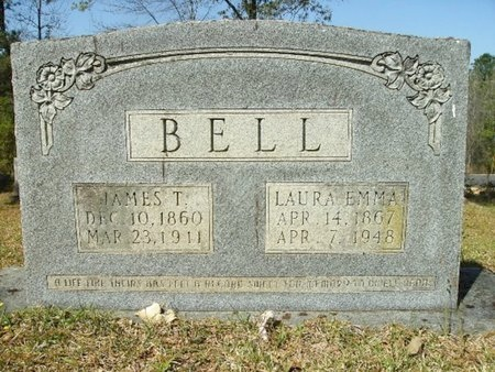 BELL, JAMES T - Union County, Arkansas | JAMES T BELL - Arkansas Gravestone Photos