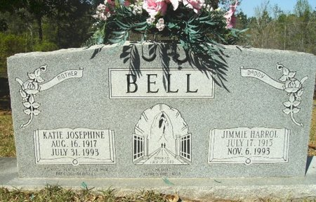 BELL, JIMMIE HARROL - Union County, Arkansas | JIMMIE HARROL BELL - Arkansas Gravestone Photos