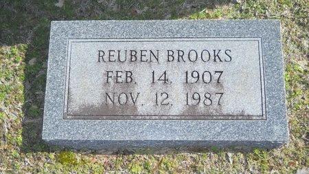 BROOKS, REUBEN - Union County, Arkansas | REUBEN BROOKS - Arkansas Gravestone Photos
