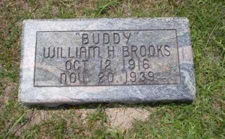 "BROOKS, WILLIAM H ""BUDDY"" - Union County, Arkansas   WILLIAM H ""BUDDY"" BROOKS - Arkansas Gravestone Photos"