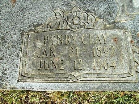 BURNS, HENRY CLAY - Union County, Arkansas | HENRY CLAY BURNS - Arkansas Gravestone Photos